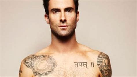 adam levine tattoo guide what do the maroon 5 star s