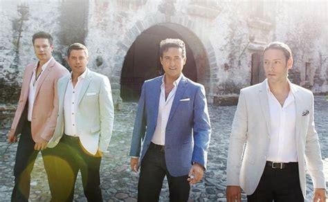 il divo cantante los cuatro cantantes de il divo seducidos por la m 250 sica