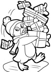 cute christmas coloring pages getcoloringpages
