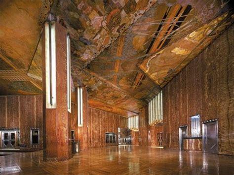 Chrysler Building Interior by Chrysler Building Interior Deco