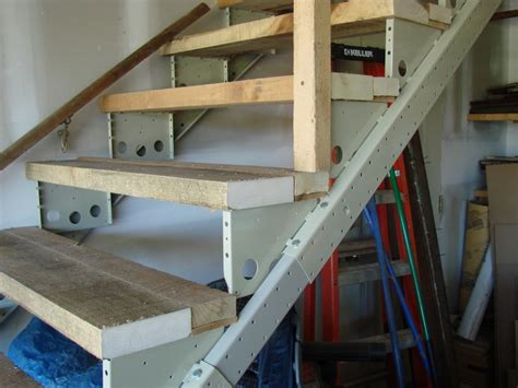 attic stairs pull down with innovative garage attic