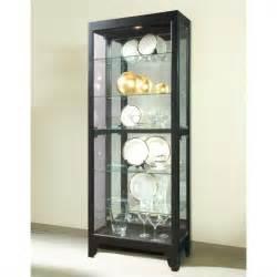 Curio Cabinet In Kitchen Pulaski Onyx Curio Cabinet 21218