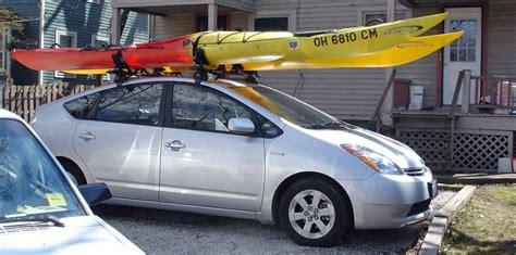 Prius Kayak Rack by Racks For Kayaks For Cars 2017 2018 Best Cars Reviews