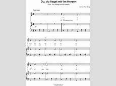 German Folk Song Sheet Music Downloads at Musicnotes.com Leonard Cohen Hallelujah Song