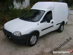 Opel Combo 1 7 Diesel Opel Combo 1 7 Diesel Isuzu Sprzedajemy Pl