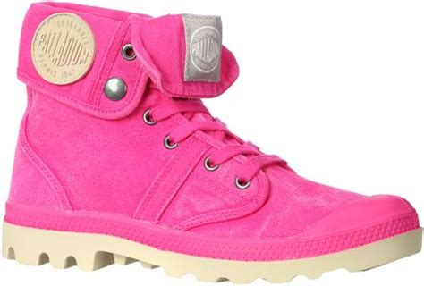 palladium trainers wedge trainers baggy cvs in pink for