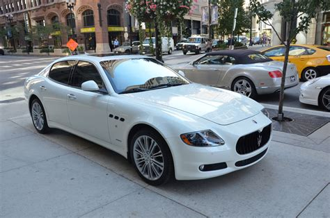 Maserati Quattroporte S by 2013 Maserati Quattroporte S Stock B572aa For Sale Near