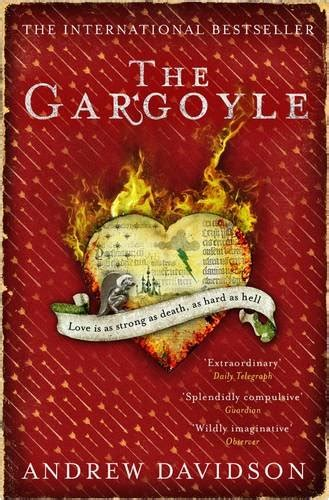 the last gargoyle books the gargoyle andrew davidson fiction book product