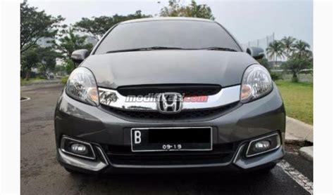 Honda Mobilio 1 5 E 2014 honda mobilio 1 5 e cvt prestige