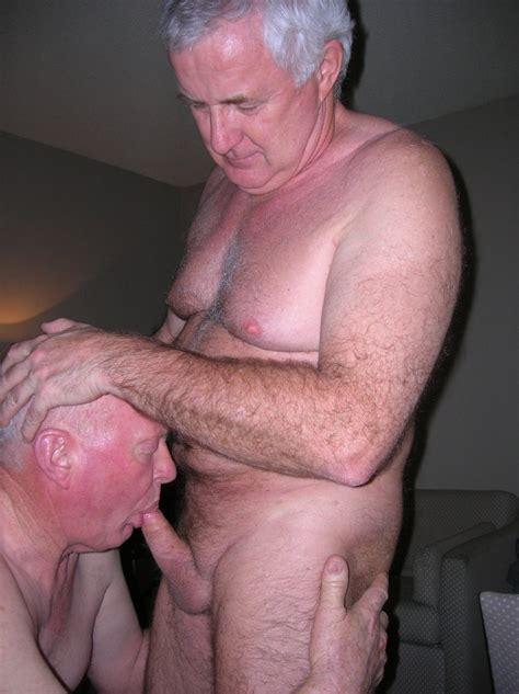Gay gray daddies