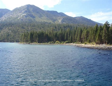 boat ride zephyr cove vacation spotlight lake tahoe top ten travel blog our