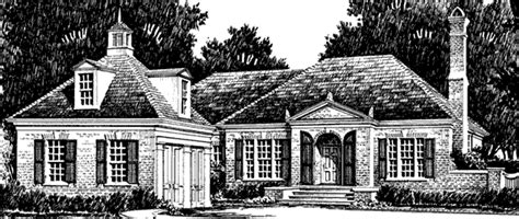 Madison Ridge Southern Avenues Southern Living House Plans Southern Avenues House Plans