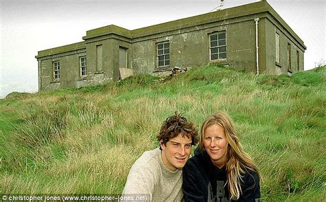 libro island wife living on bear grylls wins planning battle to get a steel slipway installed on his private island daily