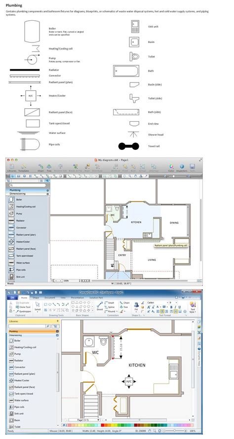 software drawing tools the 25 best plumbing drawing ideas on local