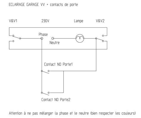 Schema De Commande Eclairage by Forum 233 Lectricit 233 Branchement 233 Clairage Va Et Vient Sur