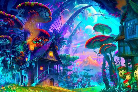 aliexpress buy diy frame psychedel trippy
