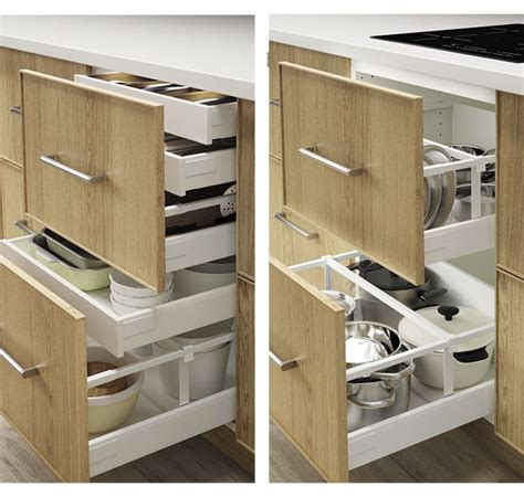 interieur tiroir cuisine amnagement tiroirs cuisine amenagement modulable ikea la