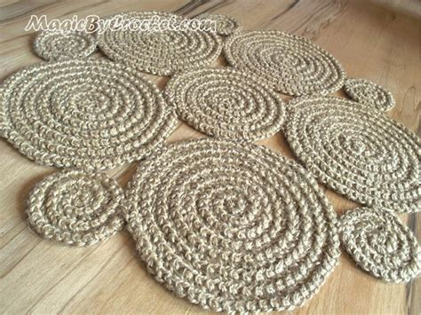 how to crochet rugs crochet area rug rugs ideas