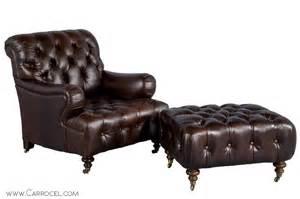Leather Ottoman Chair S L1000 Jpg