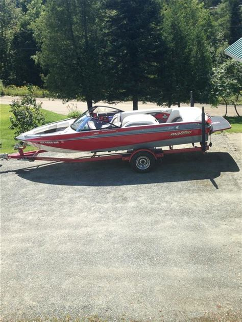 malibu boats vermont 2007 malibu response lxi for sale in st johnsbury vermont
