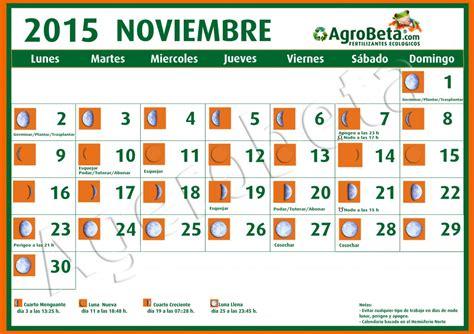 calendario de noviembre de 2015 abonos ecol 243 gicos y fertilizantes ecologicos agrobeta blog