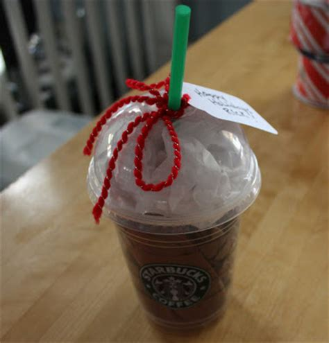 Starbucks Gift Card For Teachers - easy homemade teacher appreciation craft ideas