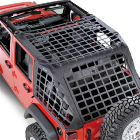 Jeep Cargo Nets Jeep Cargo Net Vroom Vroom