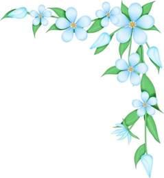 best 25 flower border clipart ideas on pinterest flower