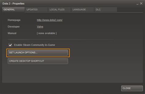 console akamai steam community guide using the dota 2 console net