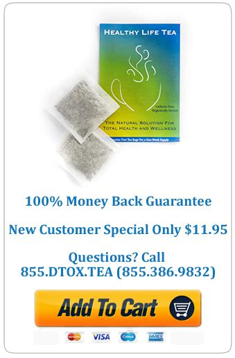 Detox Tea Free Shipping by Healthy Detox Tea Tea For An Easy Lifestyle To Maintain