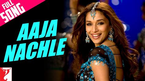 madhuri dixit video song youtube aaja nachle full title song madhuri dixit youtube
