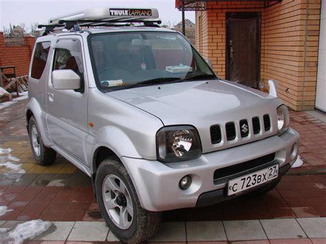 Suzuki Jimny 2005 2005 Suzuki Jimny Pictures 1 3l Gasoline Cvt