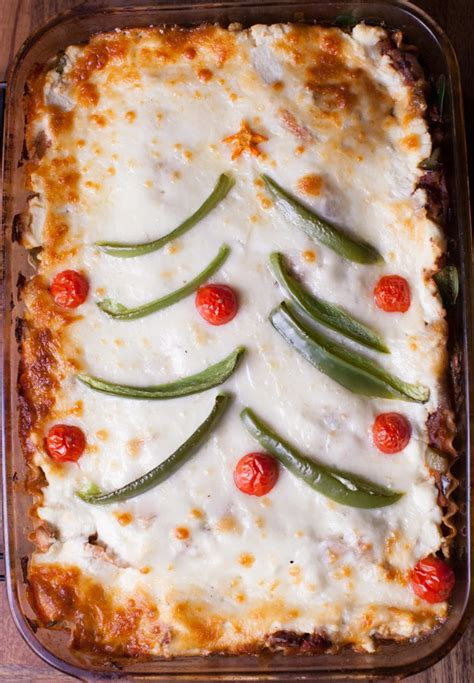 what to make with lasagna for dinner crackers on the 12 days of treats day 11
