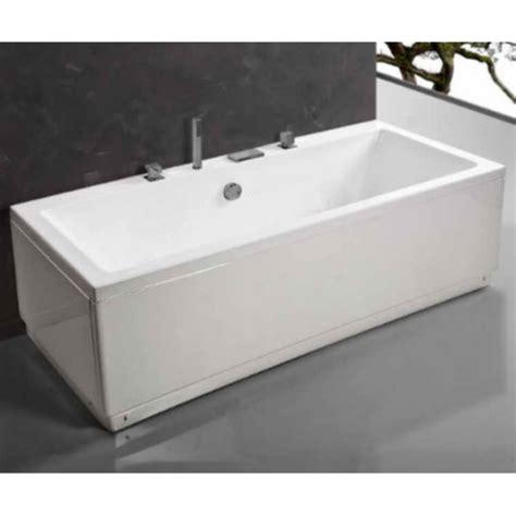 accessori vasca da bagno vasca da bagno moderna squadrata di design san marco