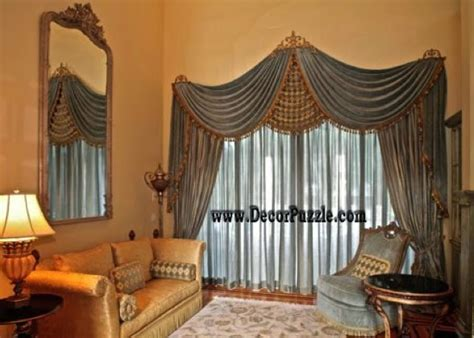 Luxury Curtains Valances Designs Top 20 Luxury Classic Curtains And Drapes Designs 2015