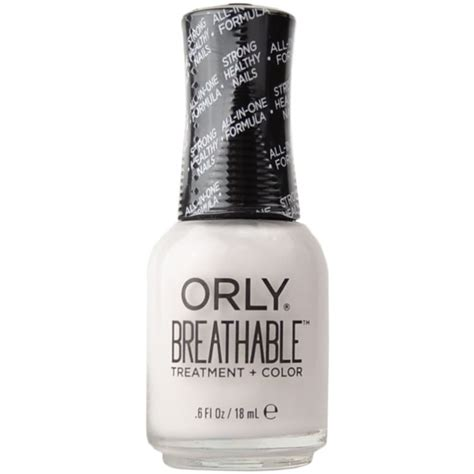 Sale Treatment Shine Orly Breathable 18ml orly breathable treatment colour barely there 18ml or908