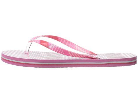 vera bradley sandals flip flops vera bradley flip flops pink tonal stripe zappos