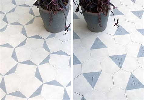 geometric pattern tiles 8 exles of tile flooring with geometric patterns