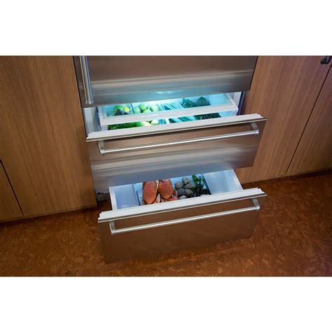 Sub Zero Refrigerator Drawers Price by Sub Zero It 36r Lh 36 Quot Integrated All Refrigerator With
