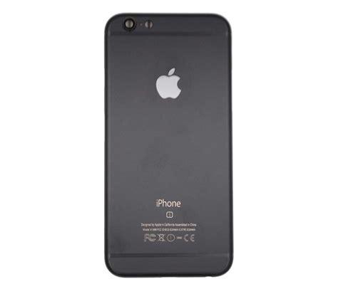 iphone   housing color conversion matte black