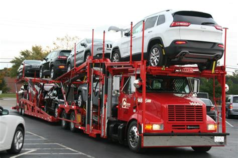 Jeep Dealerships In Toledo Ohio Usa 2014 Jeep Starts Arriving At Dealerships