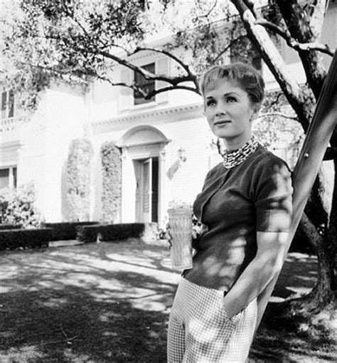 Debbie Reynolds Home | debbie reynolds at home 1960 stars at home pinterest