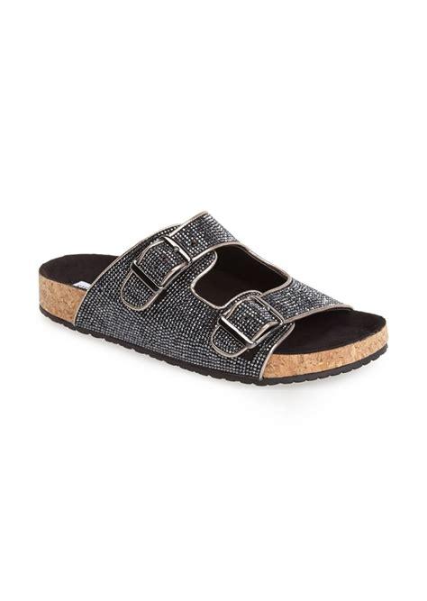 steve madden rhinestone sandals steve madden steve madden rivett rhinestone embellished