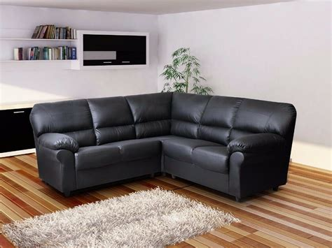 Delivery Sofas Uk by Classic Design Corner Sofas Available In Black Brown