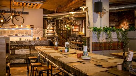 The Shed Steakhouse by Edinburgh Restaurant The Potting Shed Relaunched