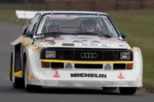 Audi Sport Quattro S1 E2 2010 Goodwood Preview