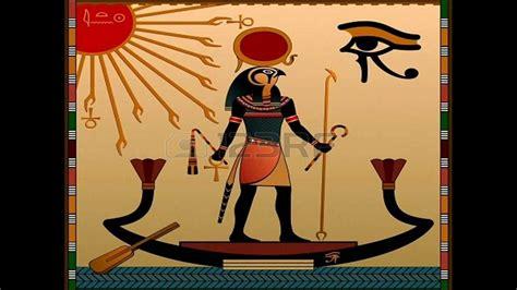 imagenes egipcias significado la creaci 243 n del mundo mitolog 237 a egipcia youtube