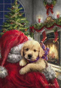dog clip art images christmas animals christmas scenes christmas pictures