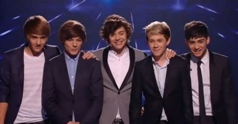 one direction x one direction the x factor photo 17375810 fanpop