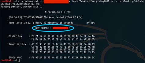 kali linux tutorial crack wifi tutorial how to crack wpawpa aircrack ng linuxsimple com